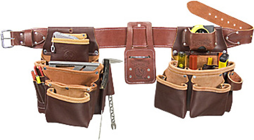 5089 Occidental Leather Seven Bag Framer Tool Bag