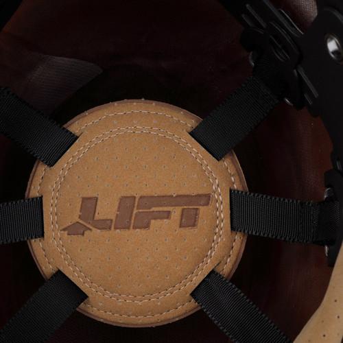 LIFT DAX FIFTY 50 CARBON FIBER FULL BRIM HARDHAT - Riteway Tool and