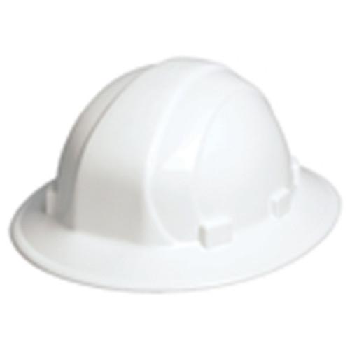 6pt Ratchet Full Brim Hard Hat