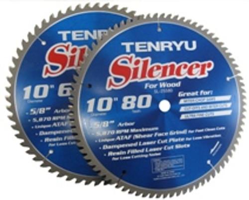 "10"" 60th Silencer Wood Blade"