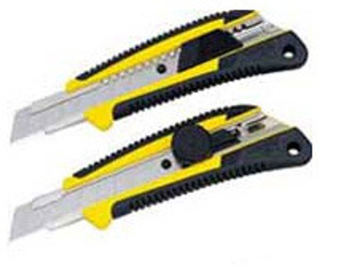 """3/4"""" Knife,  Auto Lock with 3/4 in. 8-pt. Endura snap-blade"""