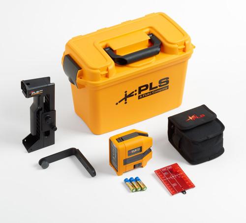 PLS180R Kit Crossline Red Laser System