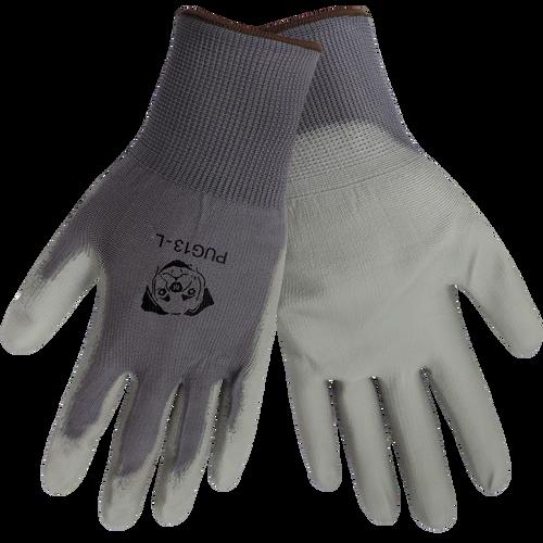 Gray General Purpose Work Glove (Dozen)