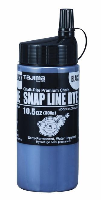 10.5 oz Tajima Snap Line Black Powder Dye