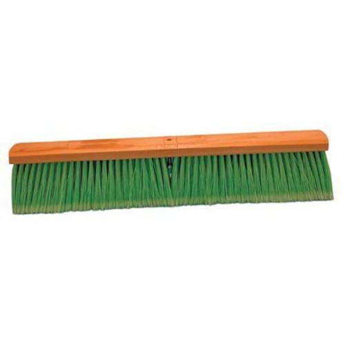 "24"" Magnolia Line Floor Brush w/ Brace & Handle"