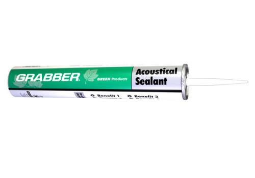 Grabber Acoustical Sound & Smoke Sealant (28 oz)