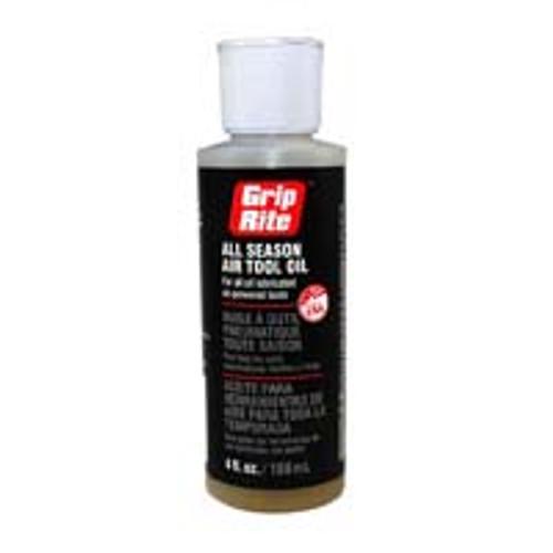 Grip-Rite All Season Tool Oil - 8 ounces