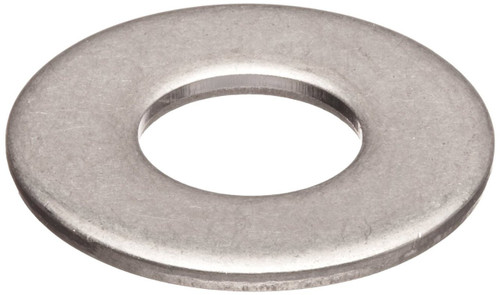"1/4"" Zinc Plated USS Flat Washer (50# Box)"