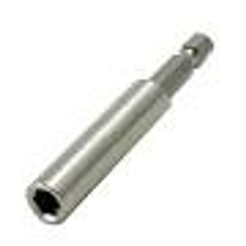 """1/4"""" Magnetic Bit Holder 6"""" with C-Ring"""