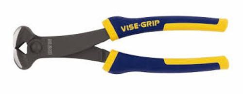 "8"" Vise Grip End Cutting Pliers"