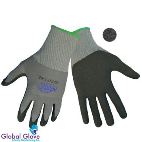 Tsunami Grip Glove-Gray (Dozen)