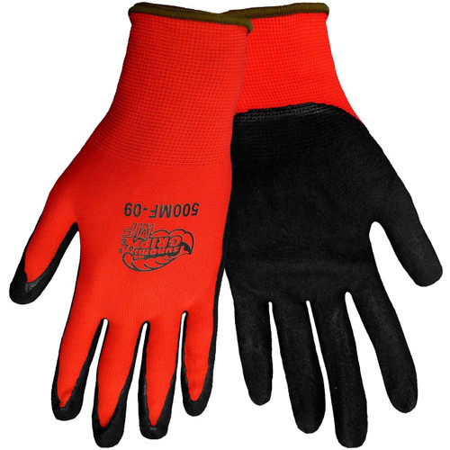 Tsunami Grip Glove-Red (Dozen)