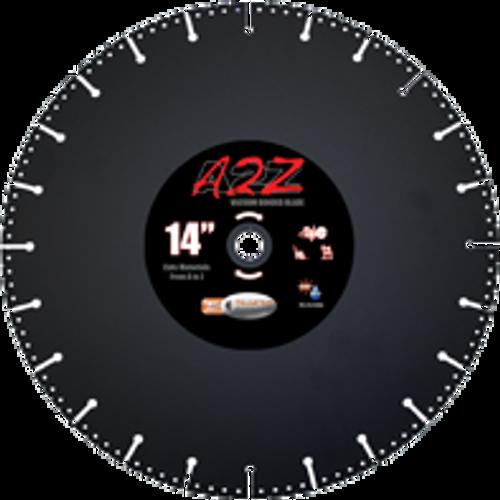 "12"" x .125 x 1 Vacuum Bonded Diamond Blade"