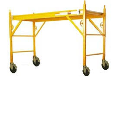 Nu-Wave 4'x6' Scaffold with locking casters