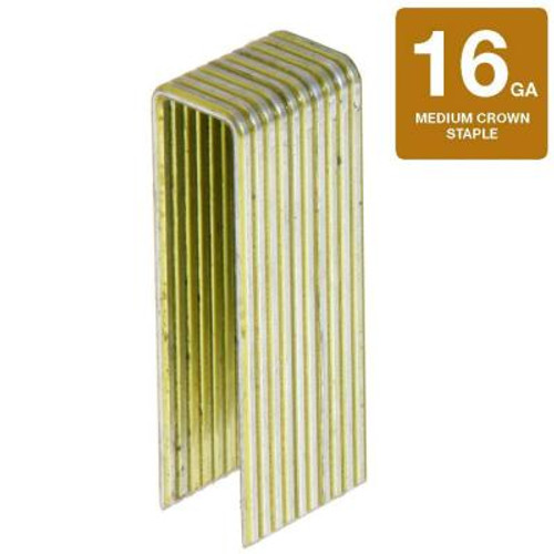 """7/16 x 1 1/2"""" Collated Decking Staples (10,000 ct)"""