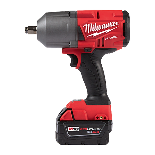 """Milwaukee M18 Impact Wrench, 1/2"""" 2767-22"""