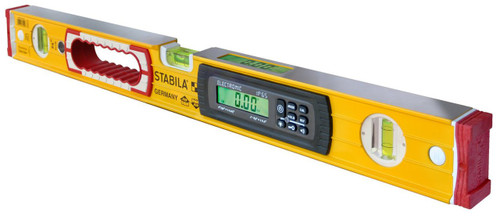Stabila 24-Inch Electronic Dust and Waterproof IP65 TECH Level with Case