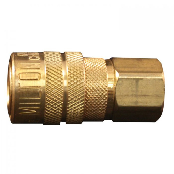 "1/4"" FNPT Female M-Style KWIK-CHANGE® Coupler"