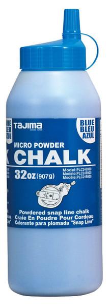 Tajima 32-Ounce Chalk-Rite Chalk, Blue