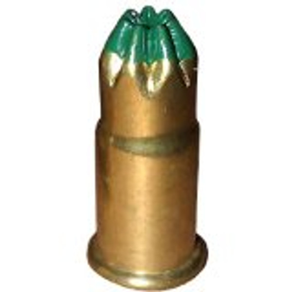 .22 Caliber Power Load Green (100)