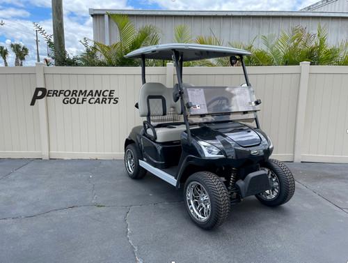 Star Sirius 2 Passenger Black Golf Cart