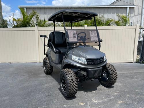 Graphite Phoenix Club Car Precedent Custom Golf Cart