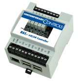 BASpi-Edge Serves 48 BACnet Virtual Points