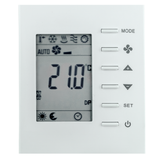 BACnet-Compliant Wired or Wireless Communicating Thermostats