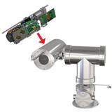 Custom PoE Injector Powers Explosion-Proof CCTV Camera