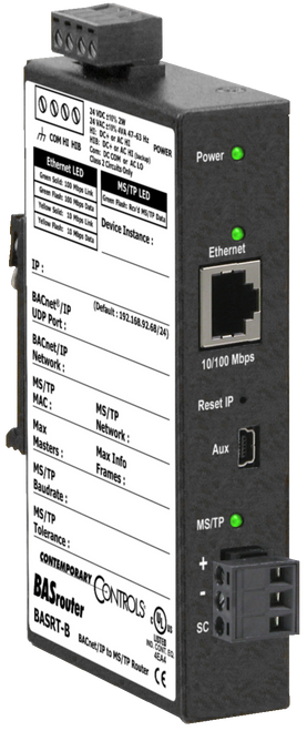 BACnet router BASRT-B