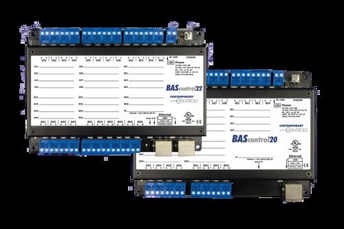 BAScontrol BACnet/IP Sedona Unitary Controller
