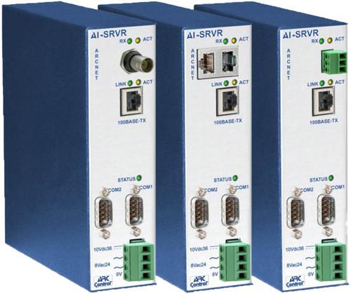 ARCNET Eight Node AI-SRVR Series