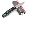 Bee Enlan L04G10 G10 Handle EDC Pocket Folding Knife Outdoor Camping Knives Tools