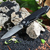Enlan EL-06 EDC Folding Knife 8Cr13Mov Blade G10 Handle outdoor Camping survival Military Utility bushcraft multi Knife