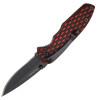 Tekut Folding Pocket Knife LK4120 - Red