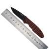 15cm length Black red Tekut Knife LK4120
