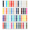 60 Colors Watch Silicone Bracelet Wrist Replacement Band Strap Sport Band 38/42mm
