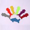 Ice Cream Sleeve For Environmental Shark Shape Pure Color Popsicle Holder Neoprene Pop Holders Tools