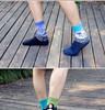 Novelty Famous Oil Painting Art Socks Women's Men's Street Graffiti Van Gogh Mona Lisa Long Cotton Socks