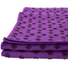 silicone dots yoga towels