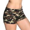 women's camouflage shorts