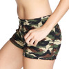army fatigue shorts for womens