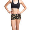 army fatigue shorts outfits for womens