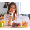 multiple size option stay fresh cheese bags for women