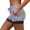 Fitness Pants Quick-drying Plus Size Yoga Shorts