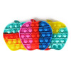 Push Pop Bubble Sensory Toy Special Needs of Autism to Relieve Stress for Children