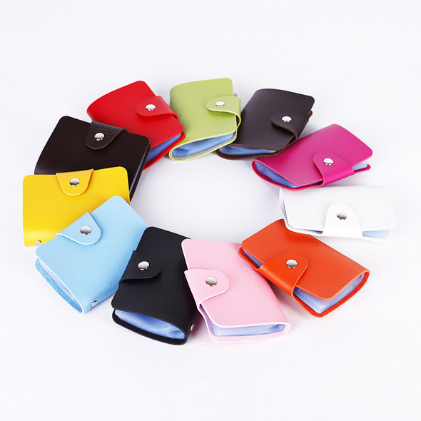 pu card holder ID case