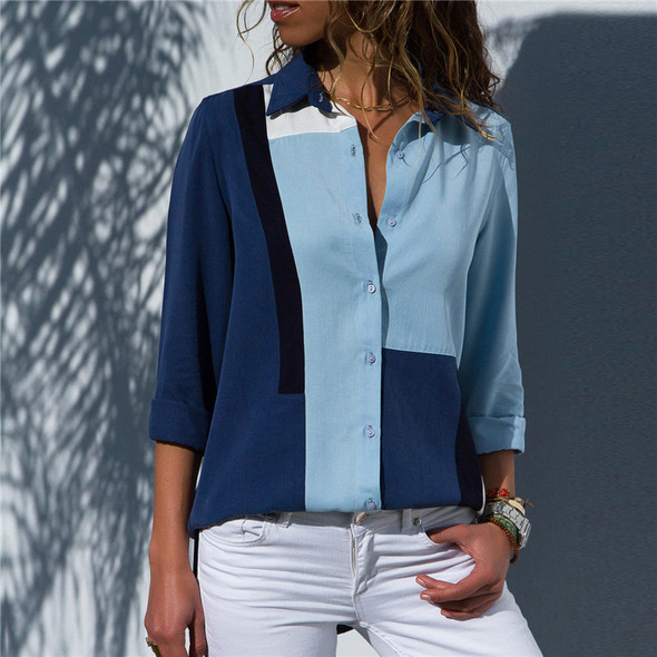 Women Blouses Shirt Leisure Casual Blusas Femininas