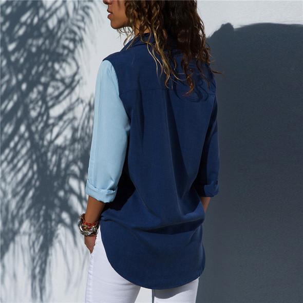 Women Blouses Shirt Leisure Casual Blusas Femininas