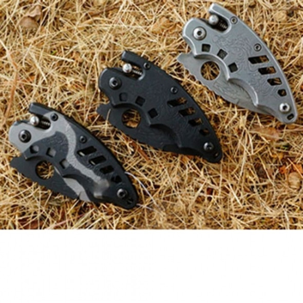 SR SR219 Axis Lock Mini Lightweight Black EDC Pocket Knife with Clip